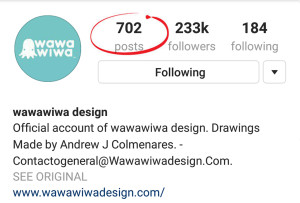 wawawiwadesign get more instagram followers for your business