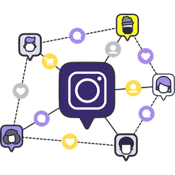 Engage and interact with your new follower base on Instagram