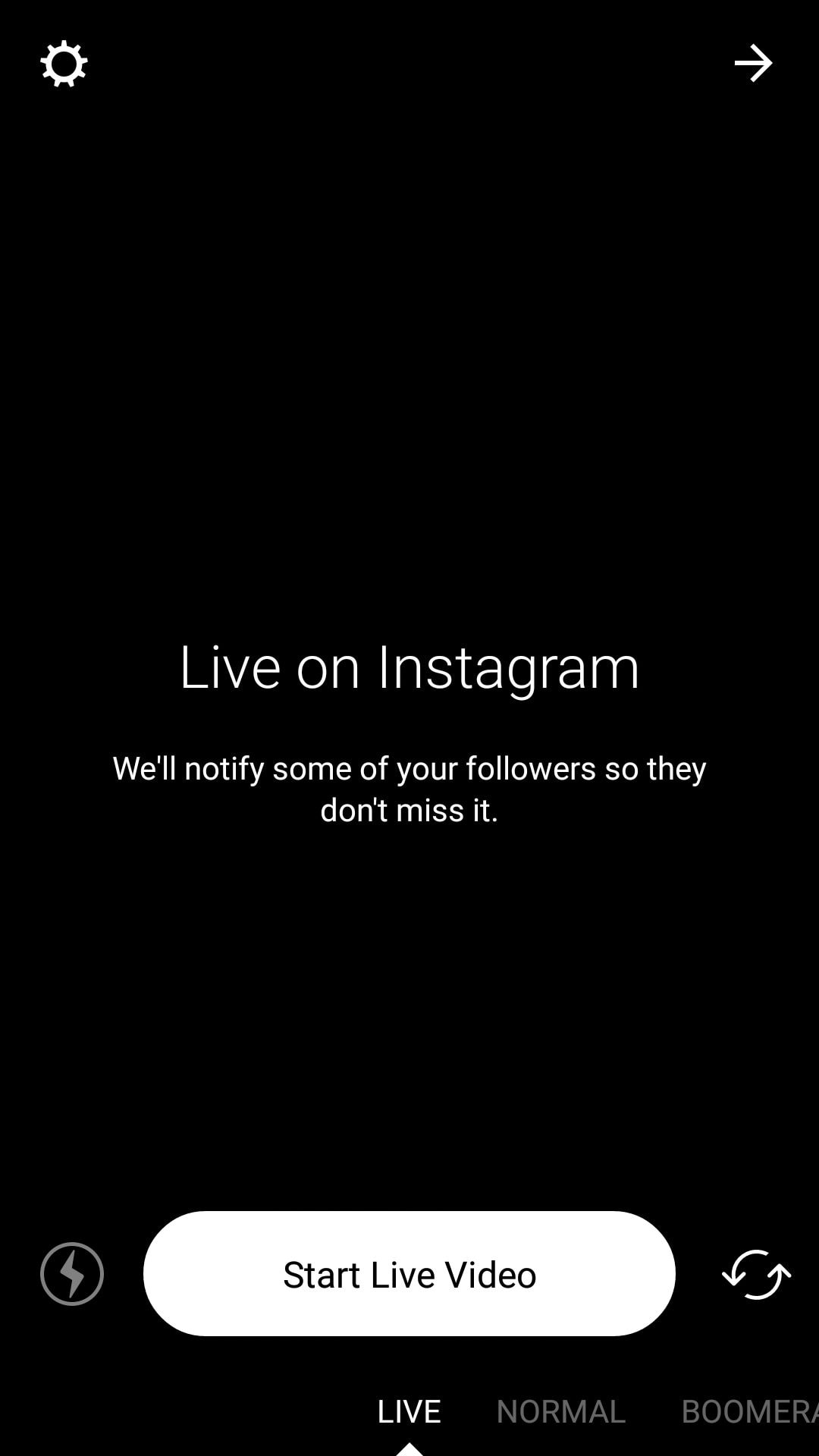 Instagram tools for businesses Live (2)