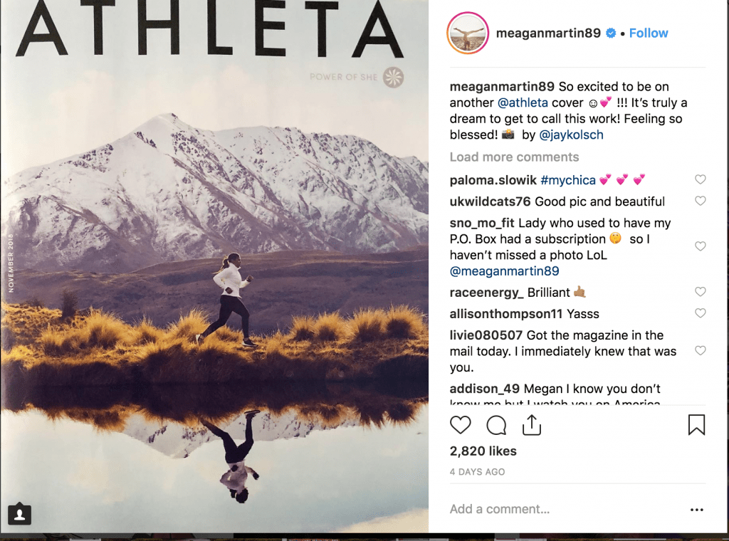 Fitness Model Hashtags