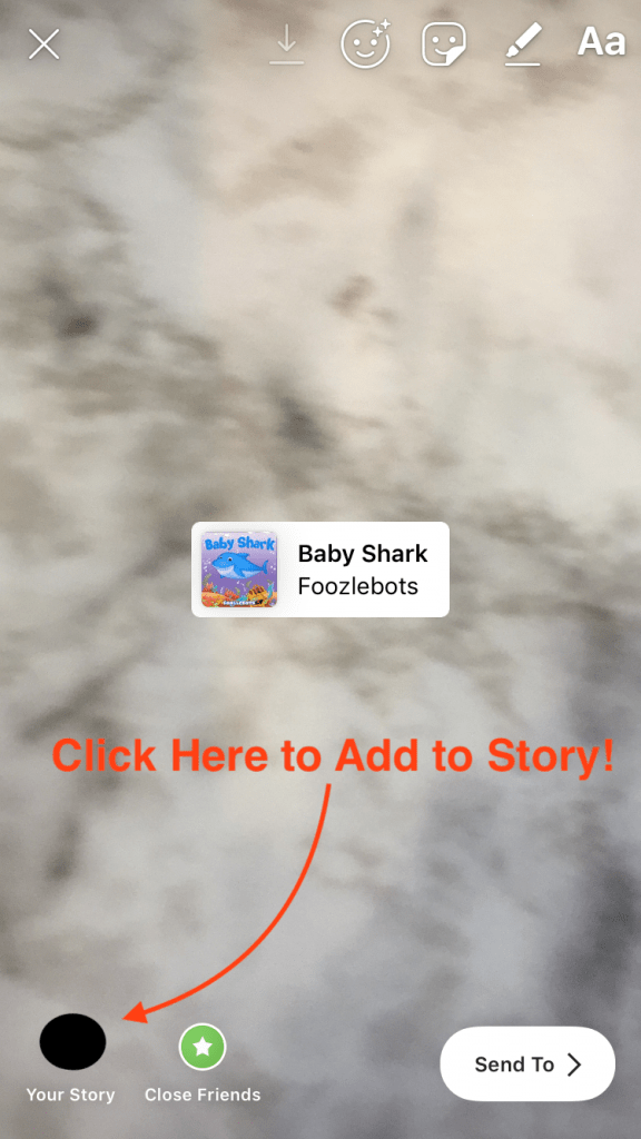 How to Add Music to Instagram Story Posts - Riotly Social Media